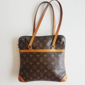 Louis Vuitton Monogram Coussin GM